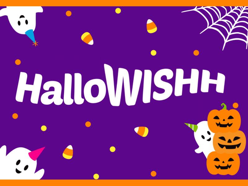 HalloWISHH - Halloween Event