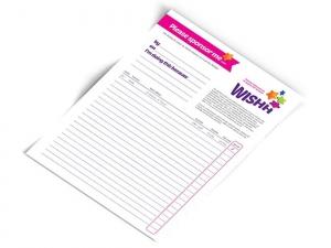 WISHH Sponsor Form